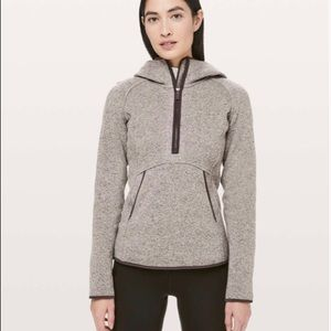 Lululemon Fleece and Thank you Pullover